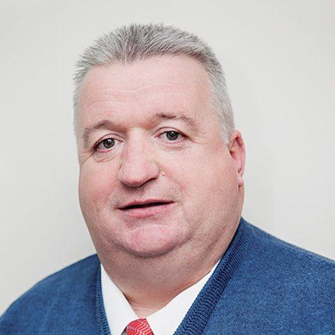 Paddy McBride